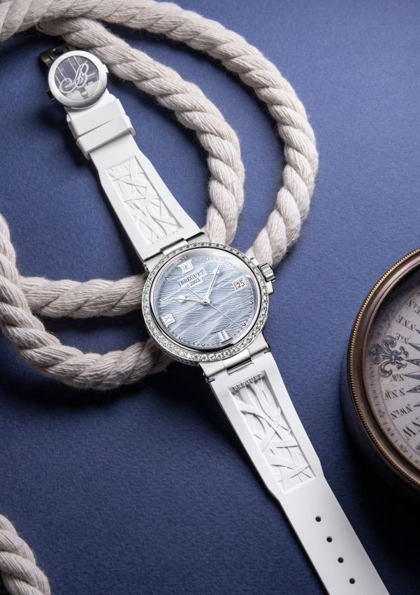 Breguet Ladies' Marine Collection