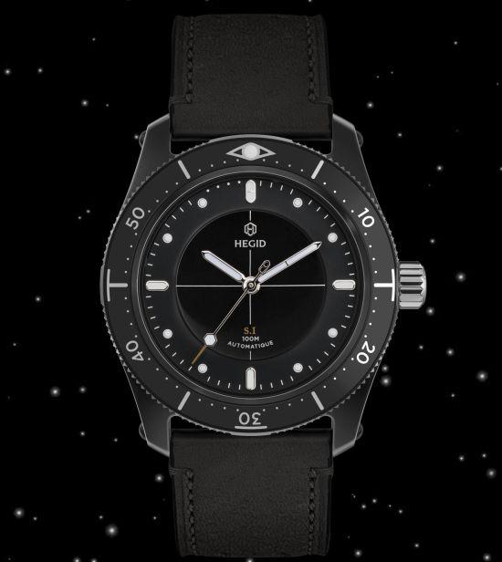Hegid Vision Black Series - The Black Vision