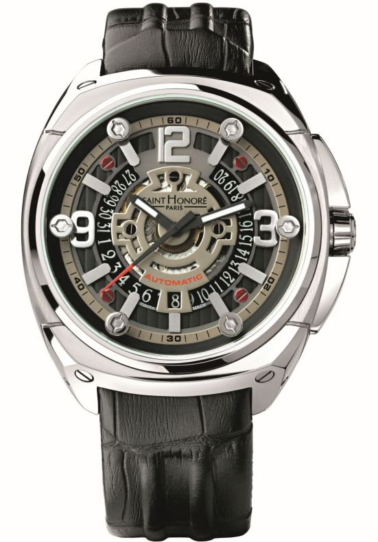 SAINT HONORE Haussman Magnum Automatic watch