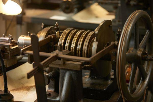 guilloché machines