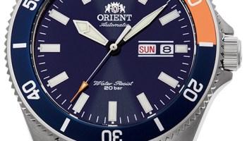 Orient New Sports Diver Design Models