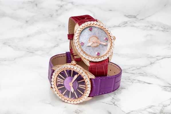 Backes & Strauss Queen of Hearts
