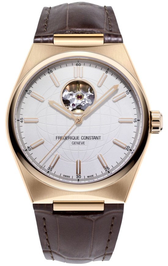 Frederique Constant Highlife Heart Beat Reference FC-310V4NH4