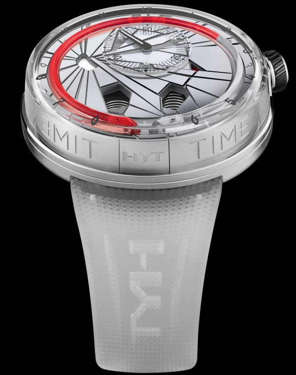 HYT H0 Time is Precious Limited Edition