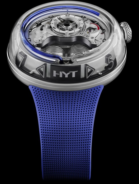 HYT H5 blue edition