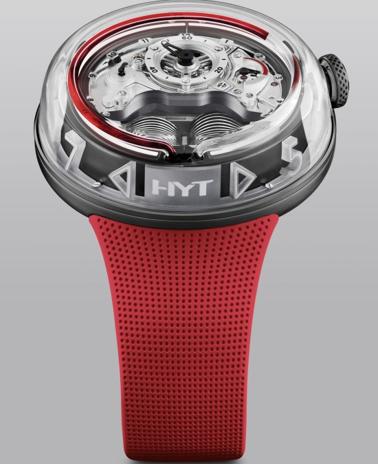 HYT H5 red edition