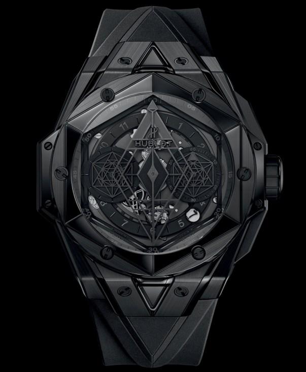 Hublot Big Bang Unico Sang Bleu II All Black Limited Edition