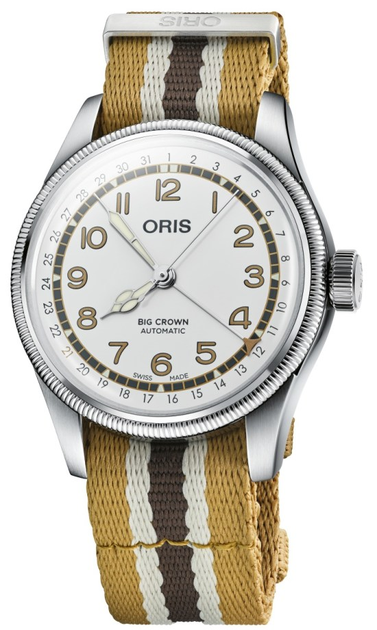 01 754 7741 4081-Set - Oris Roberto Clemente Limited Edition with Nato Strap