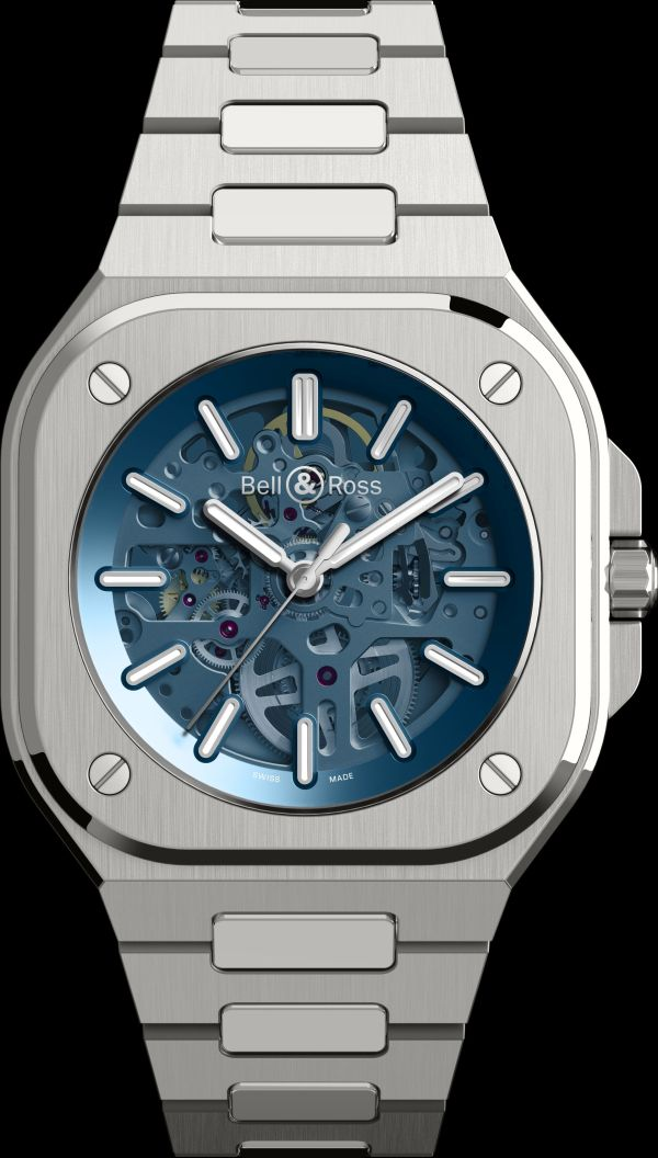Bell & Ross BR 05 Skeleton Blue Limited Edition