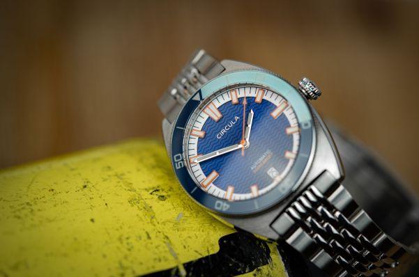 Circula AquaSport diving watch