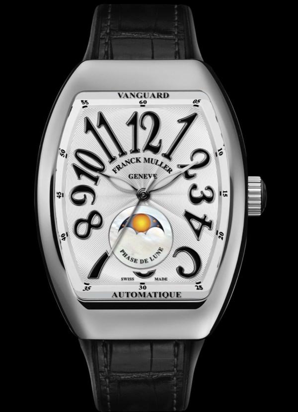 Franck Muller Vanguard™ Lady Moonphase