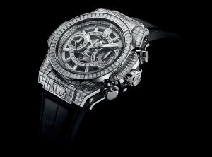 Hublot Big Bang Unico High Jewellery