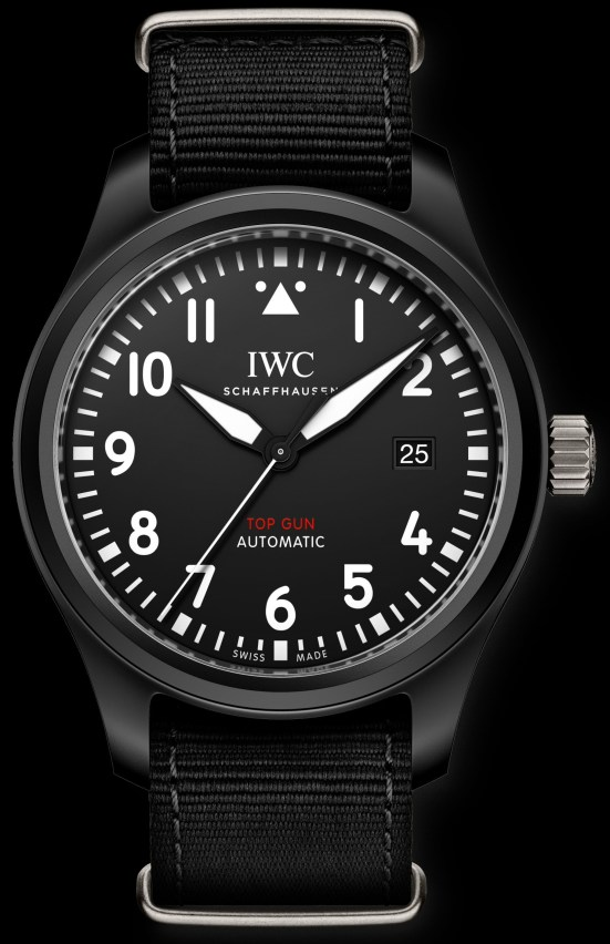 IWC Pilot's Watch Automatic TOP GUN (Ref. IW326901)