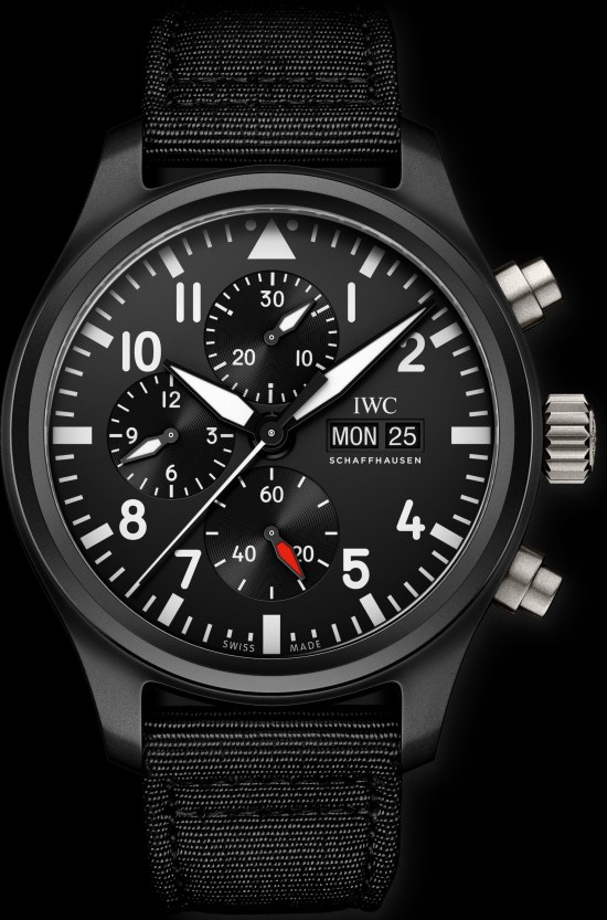 IWC Pilot's Watch Chronograph TOP GUN (Ref. IW389101)