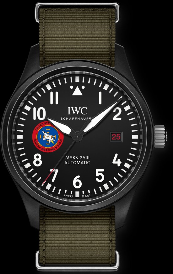 "IWC Pilot's Watch Mark XVIII Edition ""Strike Fighter Tactics Instructor"" (Ref. IW324705)"