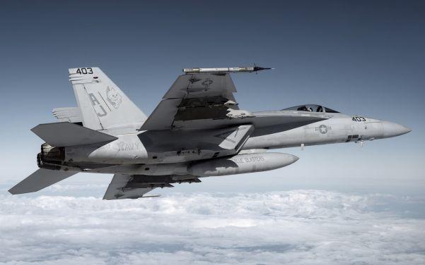 F/A-18E/F Super Hornet, Photo Credit: José M. Ramos