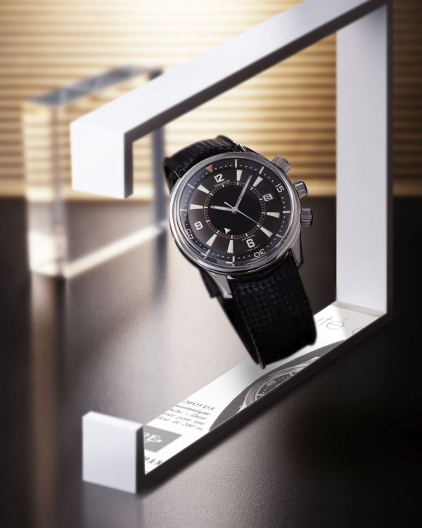 Jaeger-LeCoultre Heritage collection - Memovox Polaris