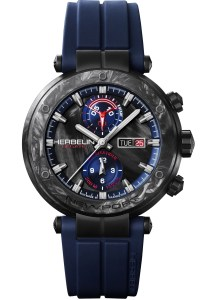 Michel Herbelin Carbon Newport Regatta Limited Edition chronograph watch
