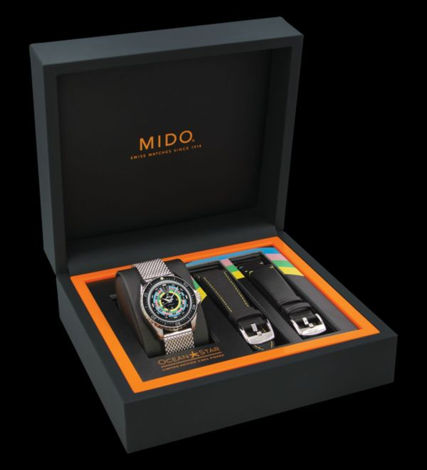 Mido Ocean Star Decompression Timer 1961 (Reference M026.807.11.051.00)
