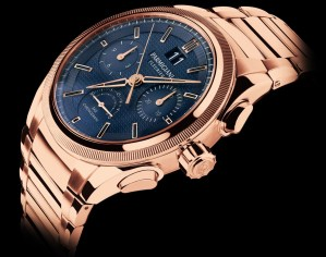 Parmigiani Fleurier New Tondagraph GT Rose Gold Blue Limited edition