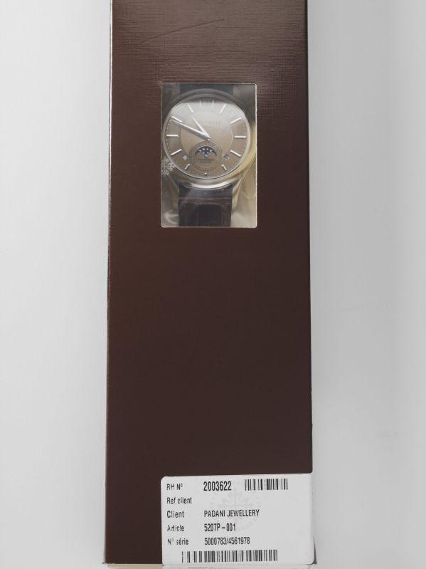 Patek Philippe Reference 5207 perpetual calendar, minute repeater tourbillon in platinum (estimate CHF 350,000-700,000)