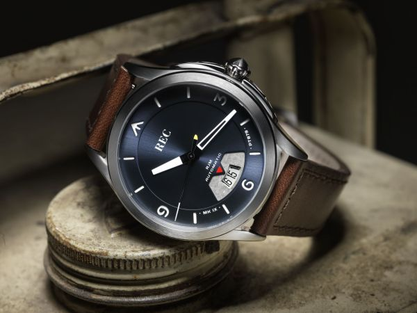 REC Watches RJM Bluebird Limited Edition