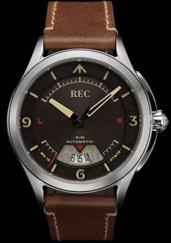 REC RJM-02 watch