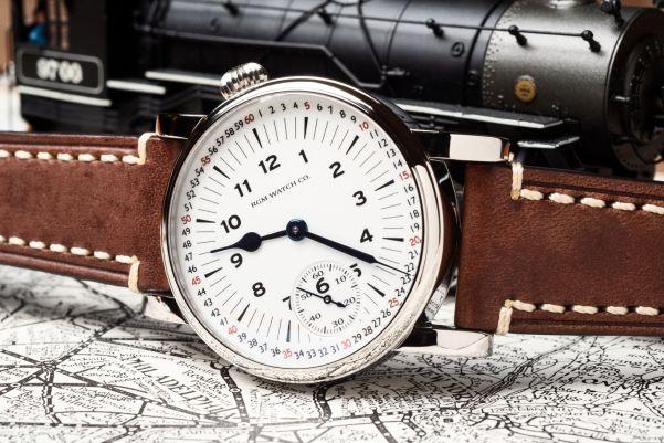 RGM Model 222-RR (Railroad) Type II Montgomery Marginal Minute