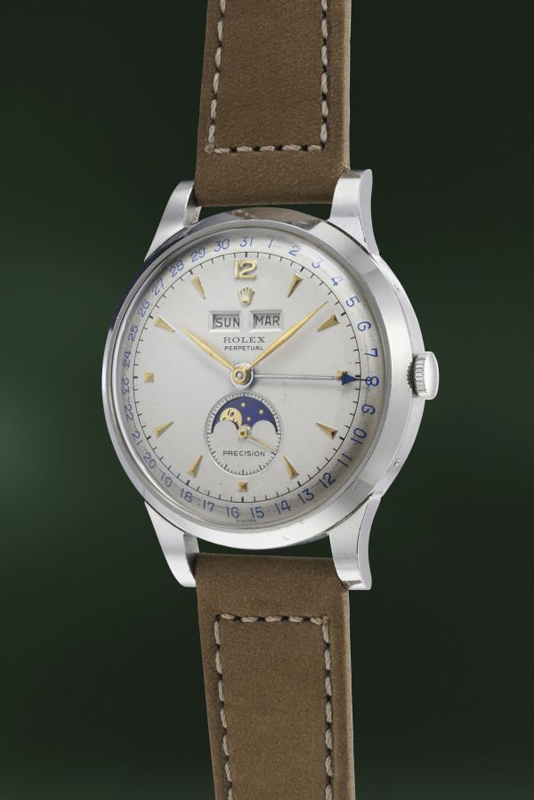 Rolex Reference 8171 in stainless steel, Estimate: CHF 300,000-600,000