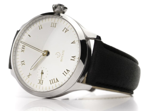 rotate watches white dial
