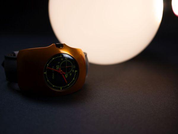 Sconvolto Ammortizzato automatic watch
