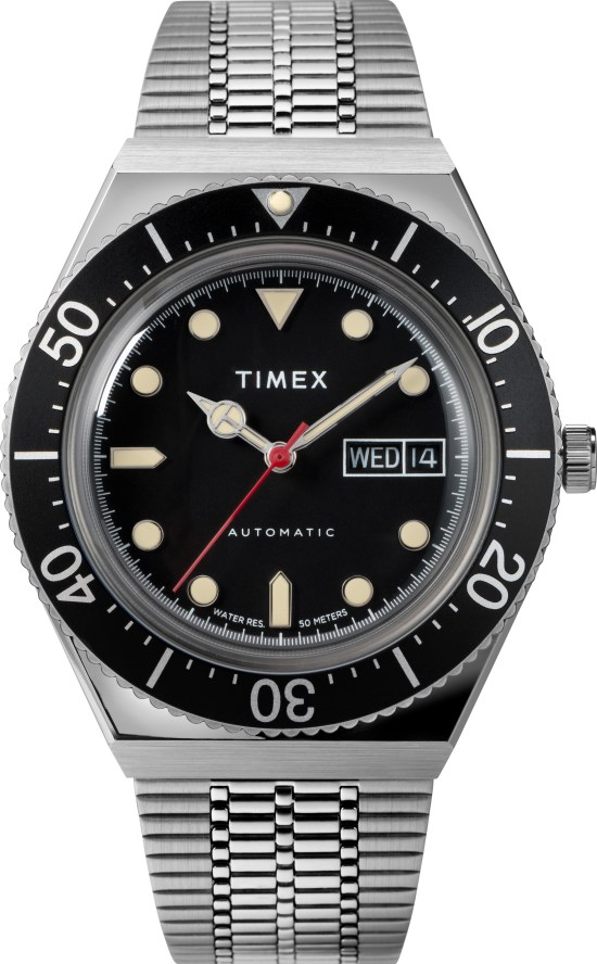 Timex M79 Automatic watch (Reference TW2U78300)