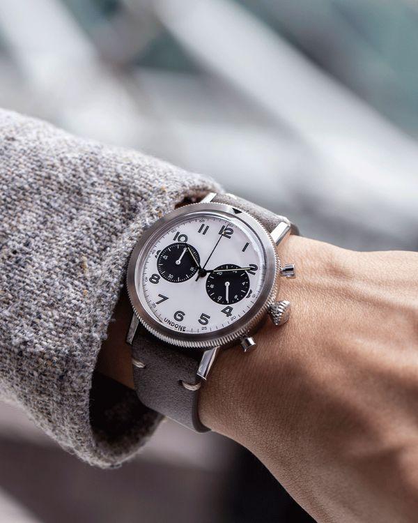 UNDONE Type 20 watch Panda model