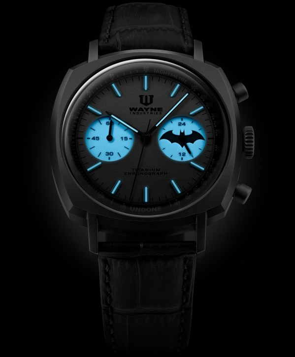 UNDONE x Batman 80th Anniversary Collection The Dark Knight