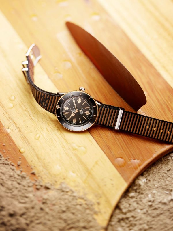 Breitling Superocean Heritage '57 Outerknown watch new model 2020