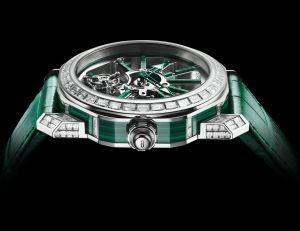 Bvlgari Octo Roma Tourbillon Sapphire Malachite Limited Edition