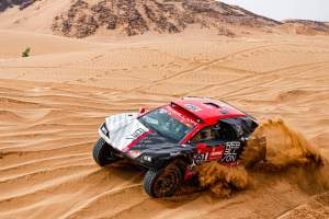 Rebellion Timepieces returns to motor racing as the official timekeeper of the Dakar Rally 2021