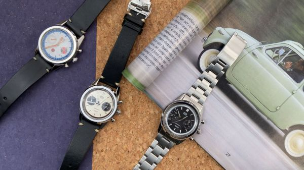 HTD Watches Hesagraph Collection