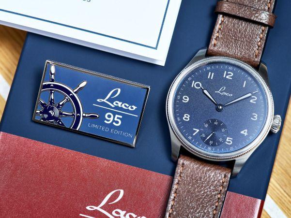 Laco Edition 95 watch
