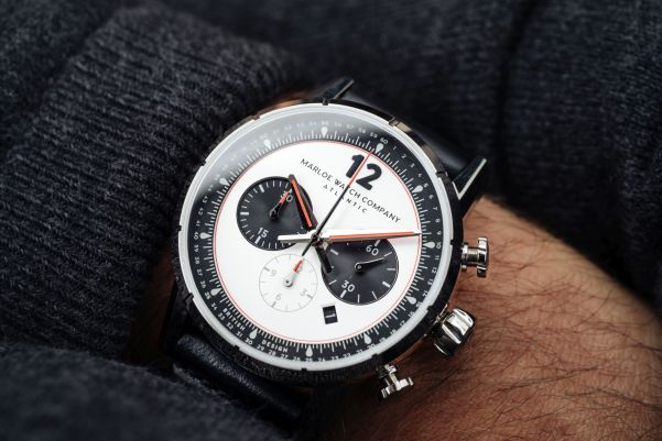 Marloe Watch Company 'Atlantic' Chronoscope Model Fortune