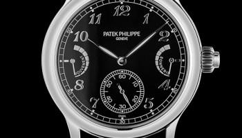 Patek Philippe Ref. 6301P Grande Sonnerie