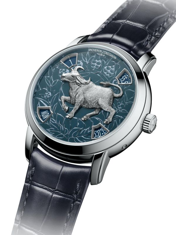 Vacheron Constantin Métiers d'Art - The legend of the Chinese zodiac, Year of the ox