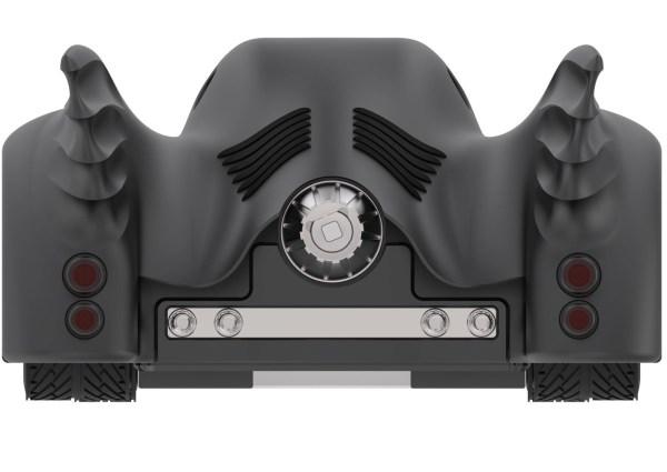 1989 Batmobile X Kross Studio Desk Clock