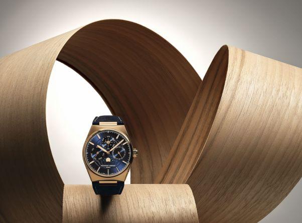 Frederique Constant Highlife Perpetual Calendar Manufacture in 18-carat Rose Gold