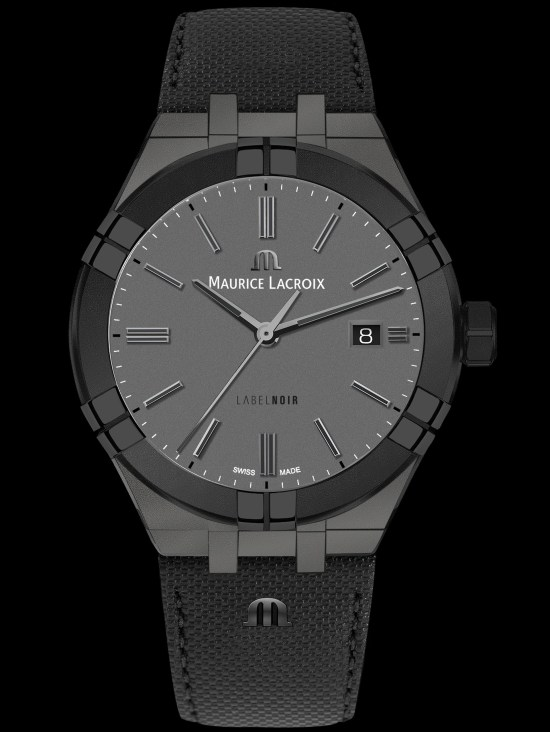 Maurice Lacroix AIKON Automatic Limited Edition Label Noir