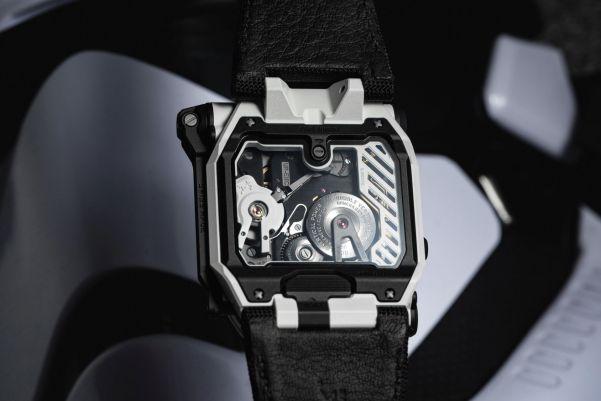 URWERK EMC TimeHunter 'Stormtrooper'