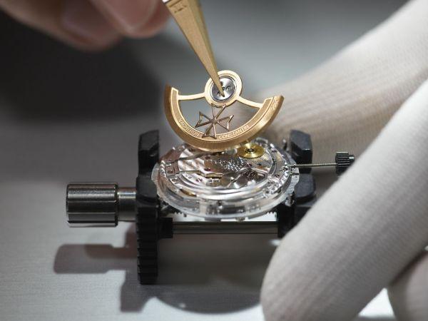 Vacheron Constantin Les Cabinotiers Bid for the Louvre watch