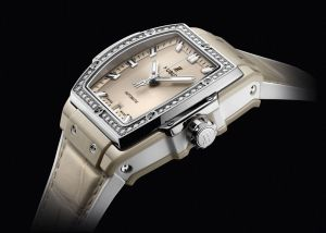 Hublot Spirit of Big Bang Ceramic Beige