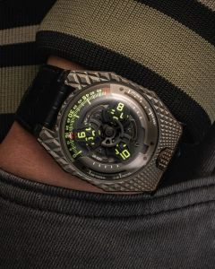 URWERK UR-100V 'T-Rex' Limited Edition