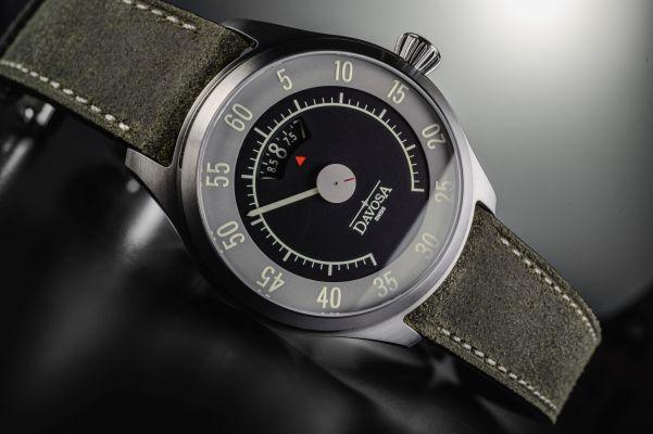 DAVOSA Newton Speedometer Automatic watch